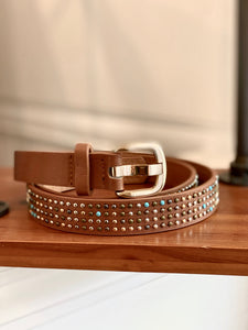 Rylee's Studded Detail Belt