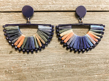 Boho Fan Drop Earrings