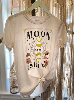 Moon Shine Graphic Tee