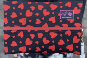 I Gave You My Heart  Make Up Junkie Bag