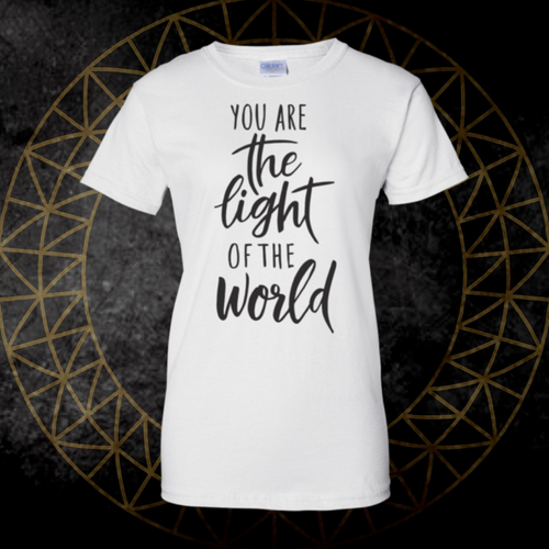 *You Are The Light* Tee
