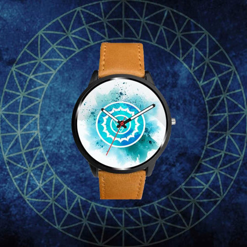 Throat Chakra Watch