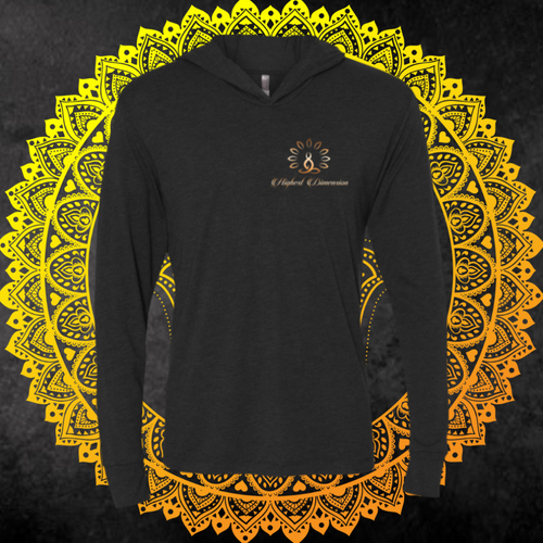 *Hamsa* Long Sleeve Tee Hooded