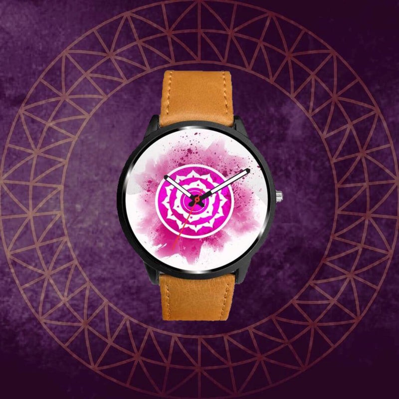 Crown Chakra Watch