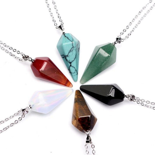 Point Necklace Collection