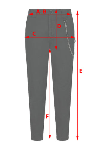 Youth Girls Cargo Trousers