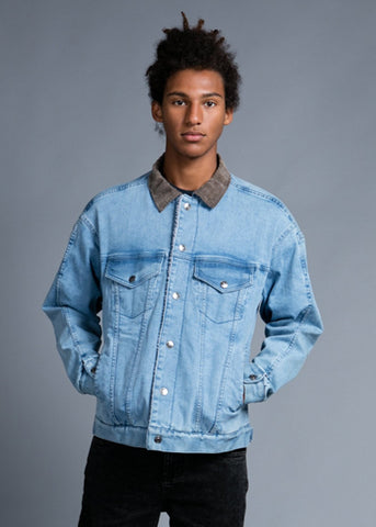 Boys Denim Trucker Jacket