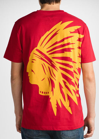 Boys Red Chieftain T-Shirt