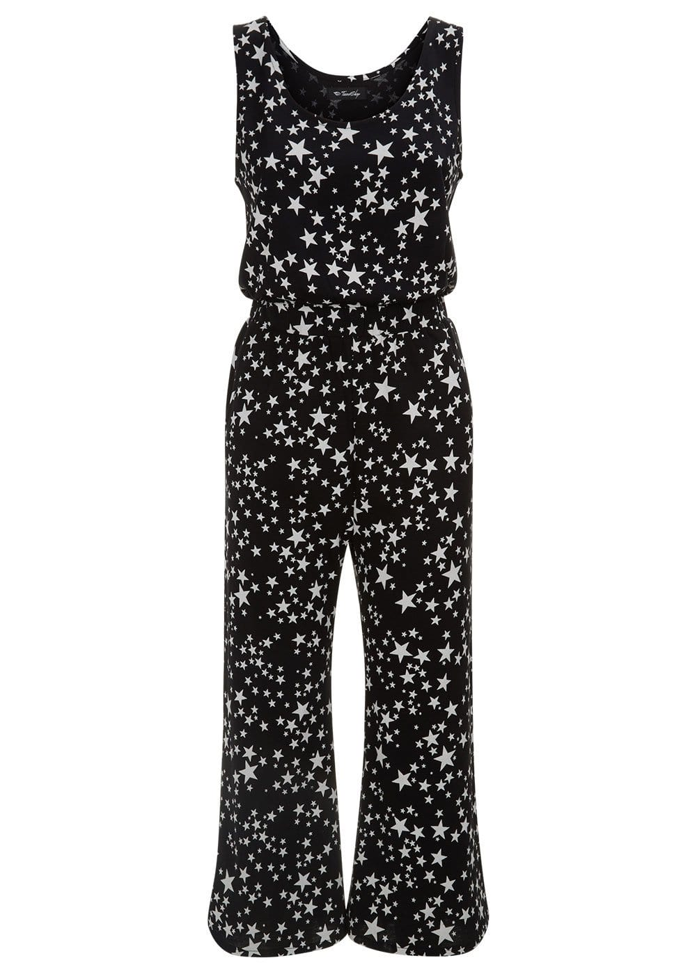 TeenzShop Youth Girls Starry Night Jumpsuit