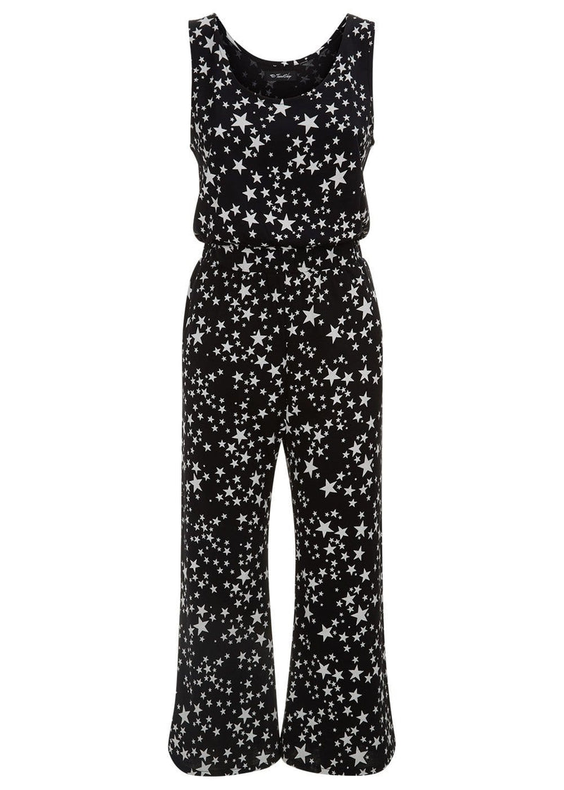 Youth Girls Starry Night Jumpsuit
