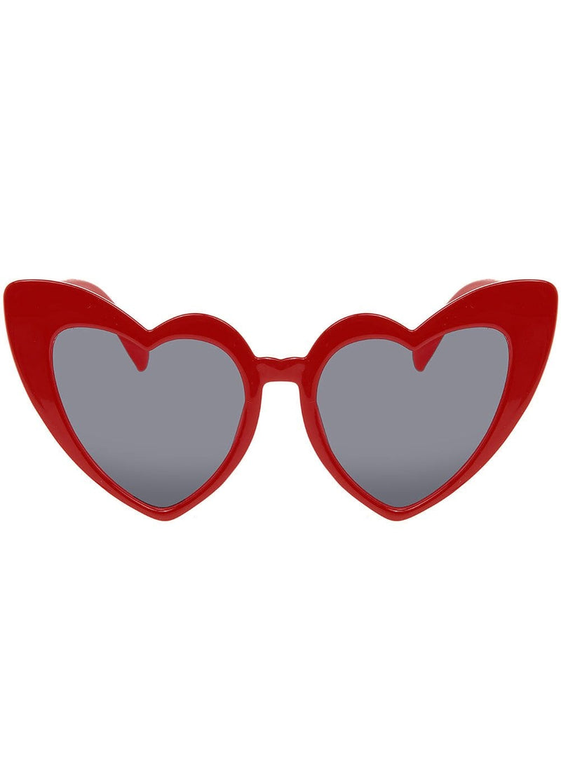 Teenzshop Red Summer Love Sunglasses