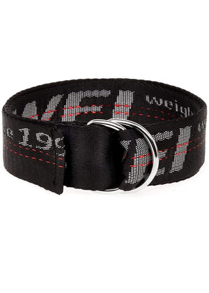 Black Tape Belt - Folded
