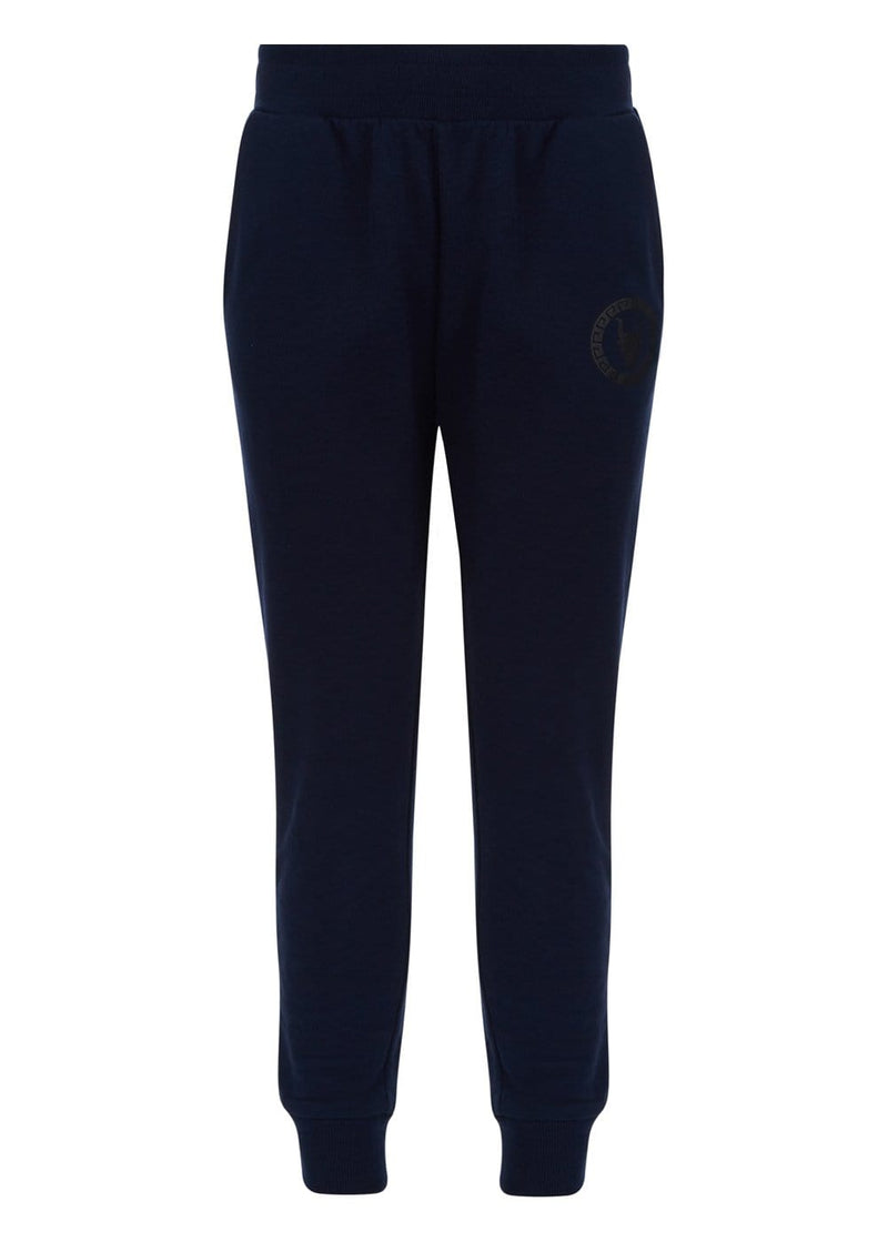 Teenzshop Youth Boys Navy Joggers With Logo
