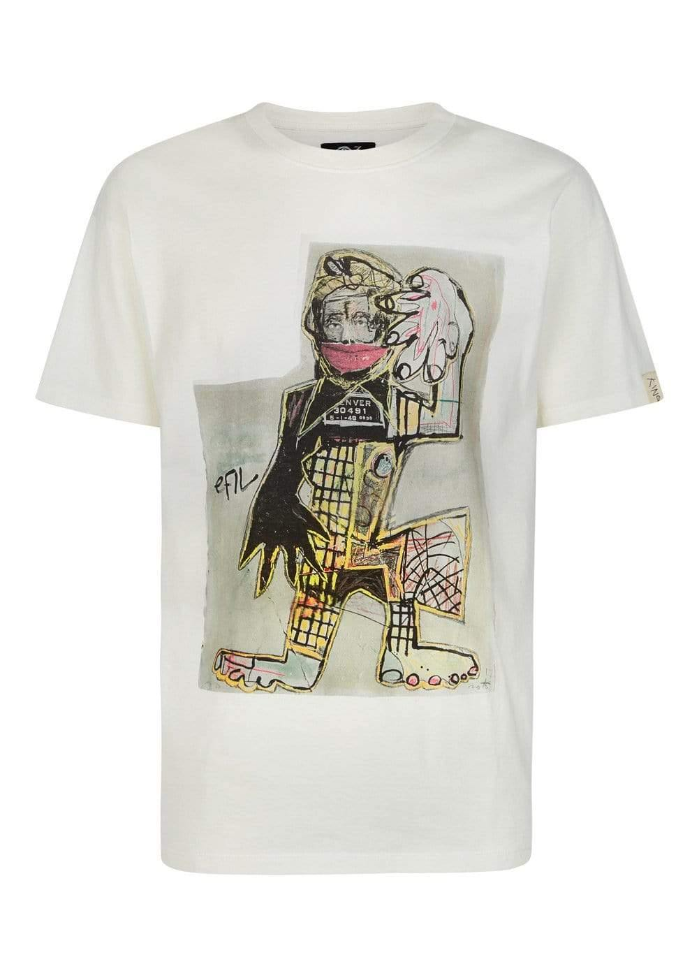 David King Reuben Collab T-Shirt - front
