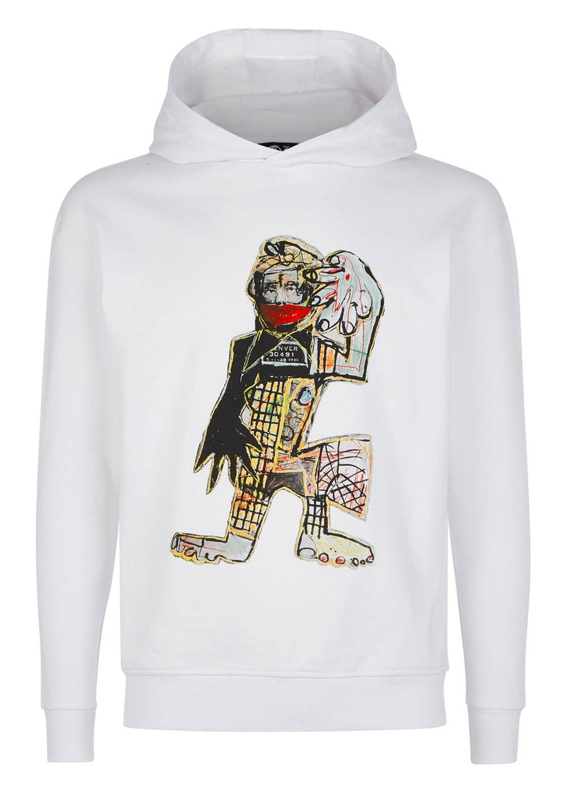 Youth Boys David King Graphic Hoodie
