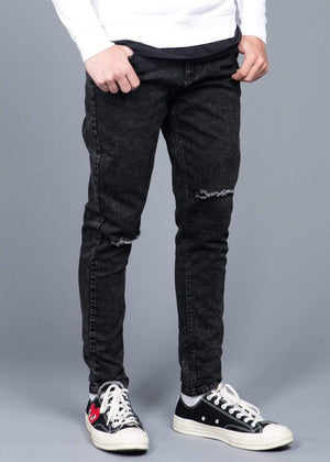 TeenzShop Youth Boys Ripped Jeans