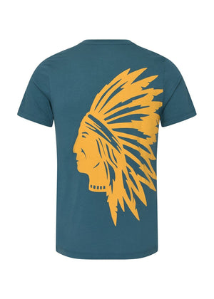 TeenzShop Youth Boys Green Chieftain T-Shirt