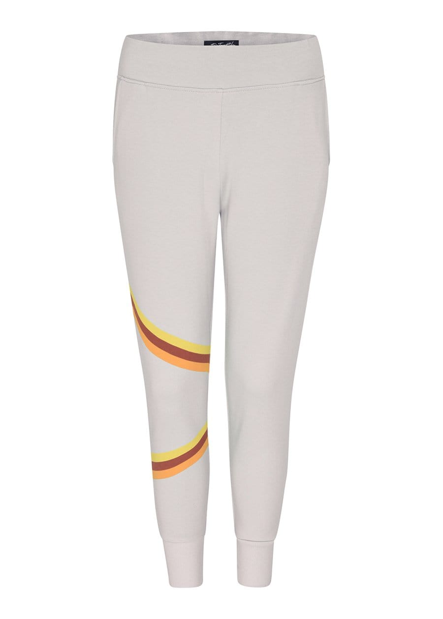 Teenzshop Youth Girls Retro Stripe Joggers