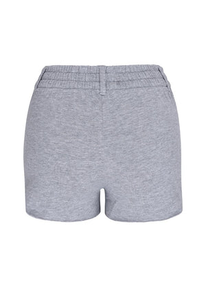 TeenzShop Youth Girls Denim and Fleece Shorts