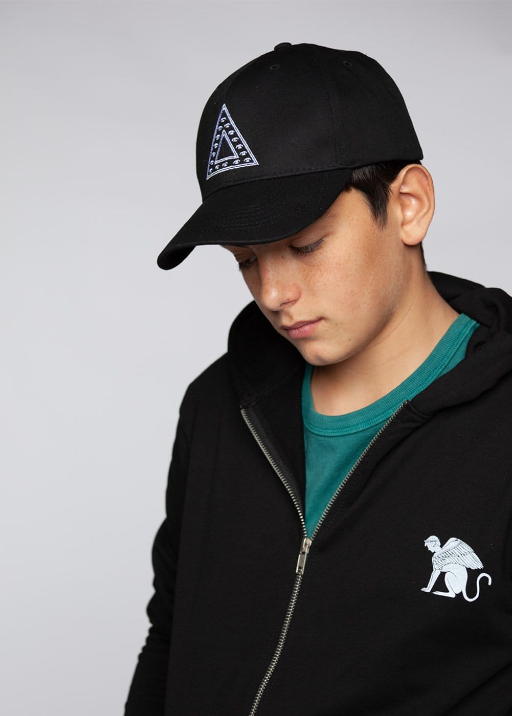 TeenzShop Patrick Cap Eternal Triangle