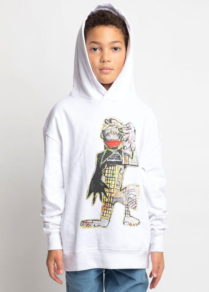 Boys David King Graphic Hoodie