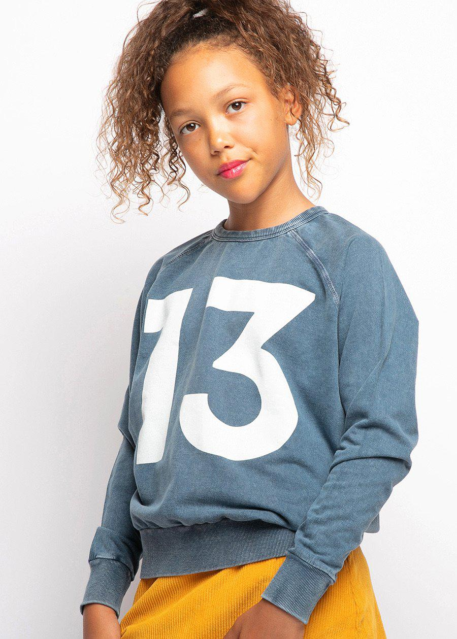 Youth Girls Vintage Champions Sweatshirt