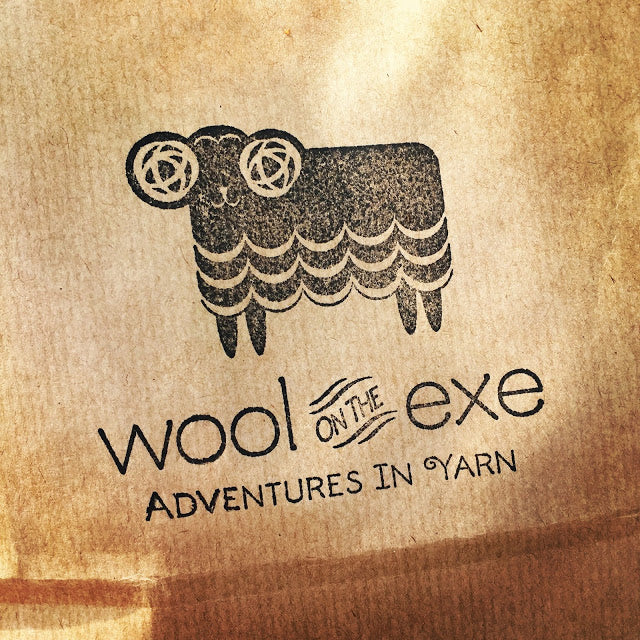 Wool on the Exe: Yarn shop review