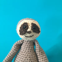 Leaf the Sloth Crochet Kit