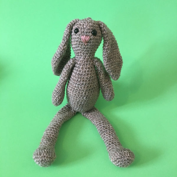Luna the Hare Crochet Kit