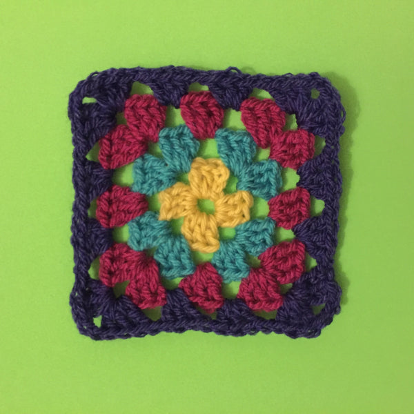 Granny square sample