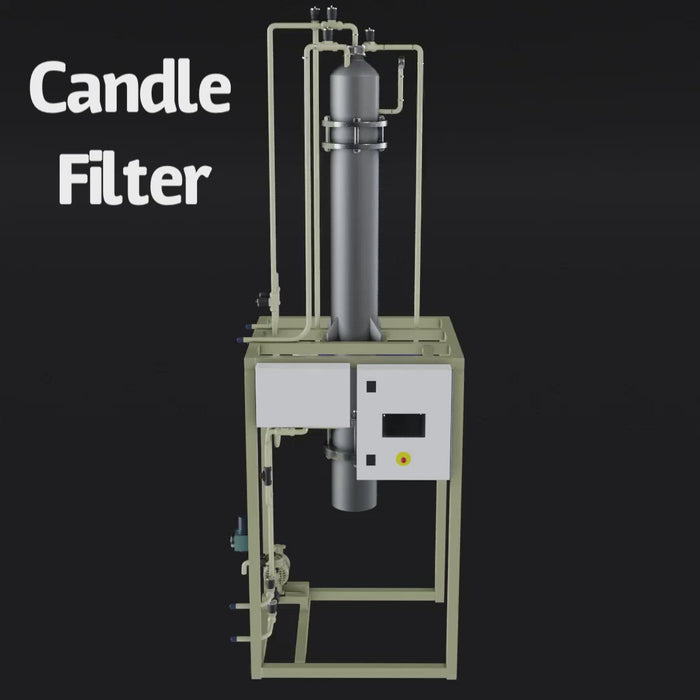 Candle filter sambo creeck video