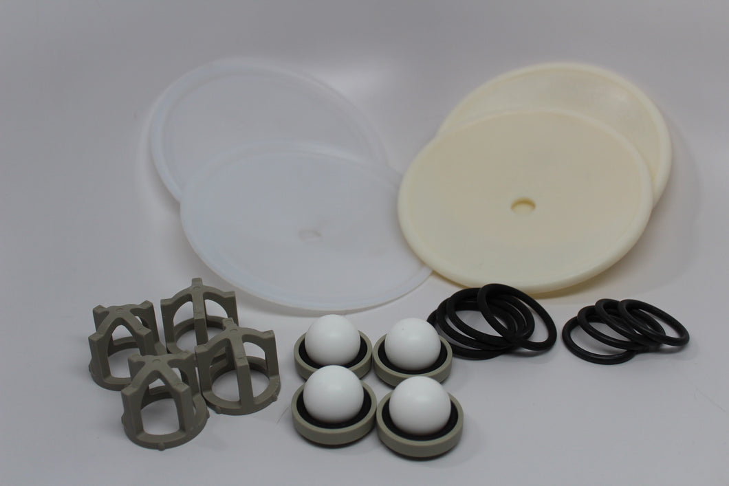 Spare Parts Kit for Pump for 800mm Trolley Sambo Creeck Filtration