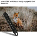 1 PC Outdoor Fox Down Call Whistle