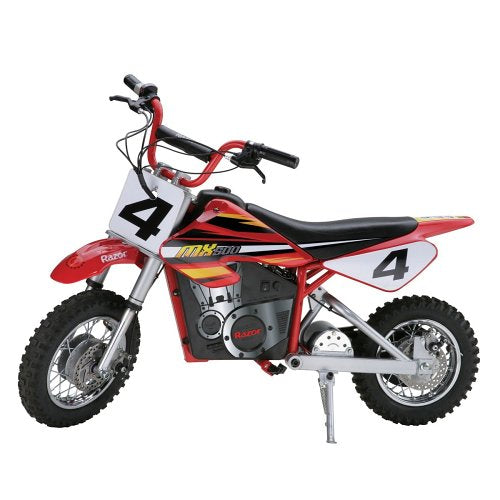 Razor MX500 Dirt Rocket Electric Motocross Bike - Gogreenebikeco