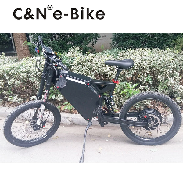 2017 Newest 72v 5000w Electric Bike Electric Mountain Bike Electric bicycle Enduro ebike - Gogreenebikeco