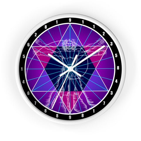 Circle of Enlightenment - Wall clock