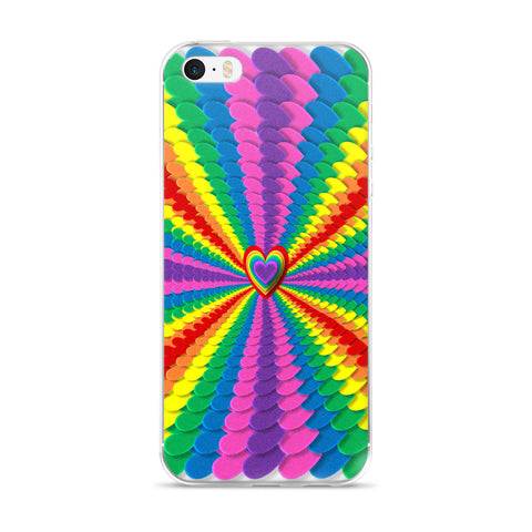 Rainbow Lover - iPhone Case