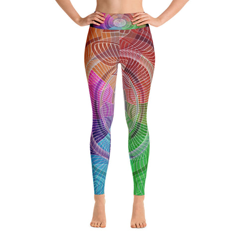 Radiance 108 - Yoga Leggings
