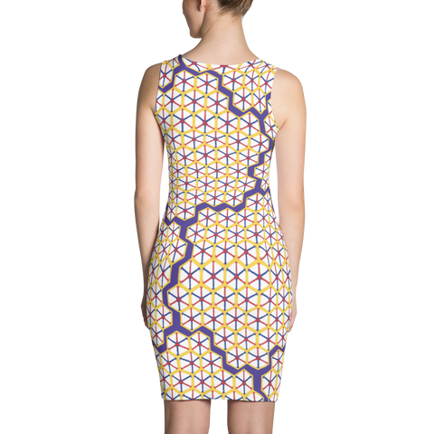 Cubatomic - 3D Printed Dress