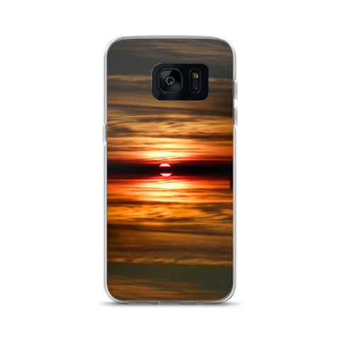 Kaboomski Sunset - Samsung Case