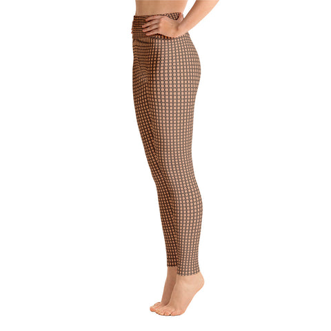 FLMesh Ladies Yoga Leggings