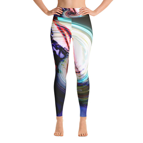 Radial Lark - Yoga Leggings