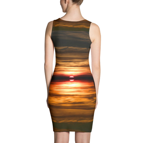 Fairy Sunset - Sublimation Cut & Sew Dress