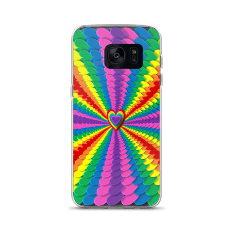 Rainbow Lover - Samsung Case