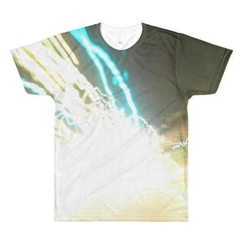 Electtriffic - All-Over Printed T-Shirt