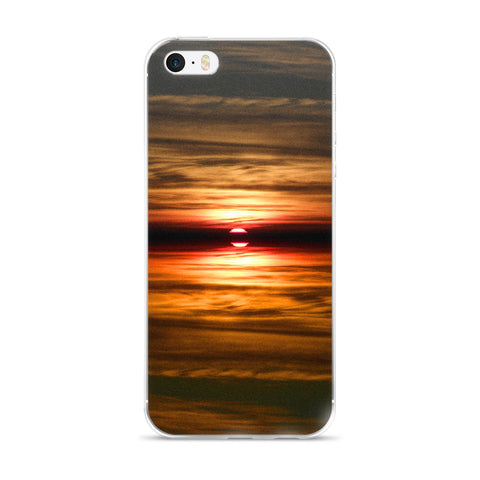 Kaboomski Sunset - iPhone Case