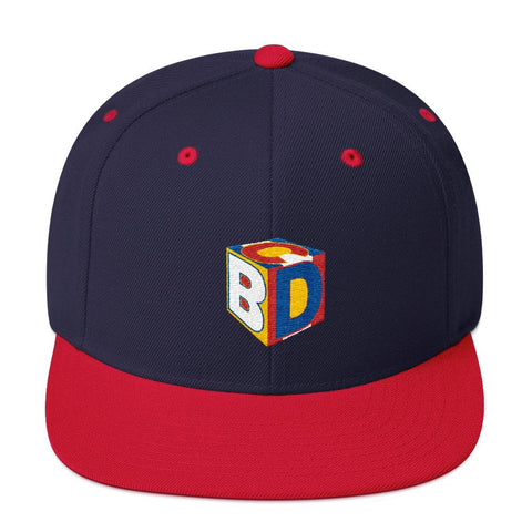 CUBED - Snapback Hat