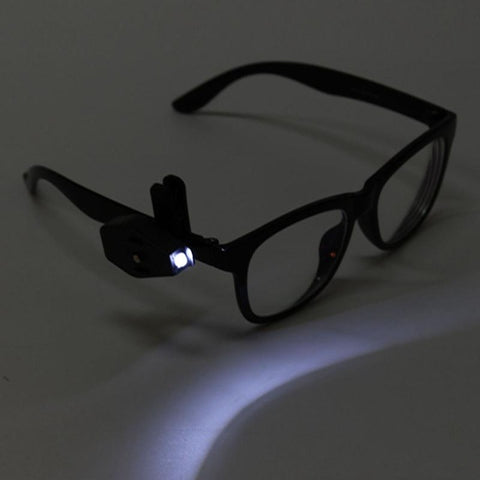 FREE LED Glasses Light Clip