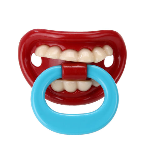 FREE Funny Face Pacifier