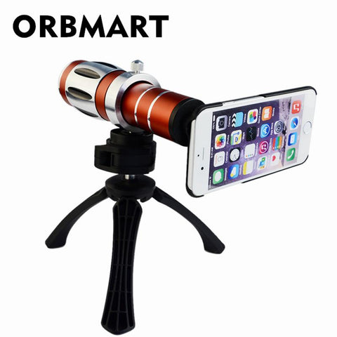 20X Optical Zoom Lens for iPhone 7 Mobile Phone